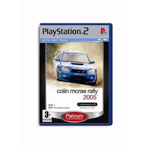 Colin Mcrae Rally 2005 - Colin McRae Rally 2005 (PS2)