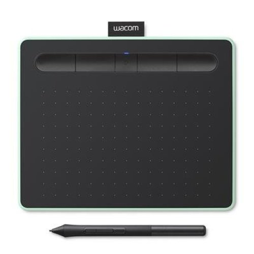 Wacom Intuos Medium Pen Tablet with Bluetooth - Pistachio