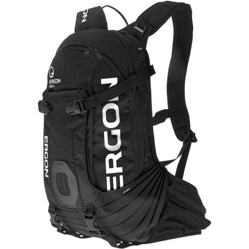 Ergon BA2 E Protect Backpack 10l black 2018 Rucksack cycling