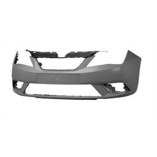 Seat Ibiza 3 Door Hatchback  2012-2015 Front Bumper No Wash Jet or Sensor Holes - Primed (Standard Models)