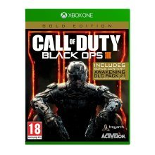 Call of Duty Black Ops 3 Gold Edition Xbox One