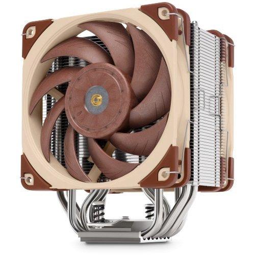 Noctua NH-U12A Premium 120mm CPU Cooler with two Quiet NF-A12x25 PWM Fans NH-U12A