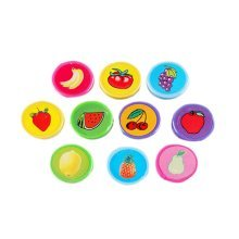 20Pcs Kid's Lovely Stamper Stamp Pads Personalized Ink Stamps