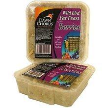 24 Dawn Chorus Mealworm Fat Feast for Birds (24pk)