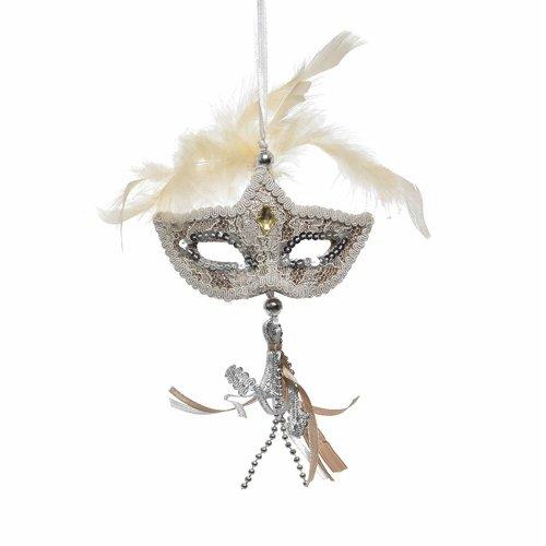 2PC Masquerade Gold Hanging Decoration TRIXES