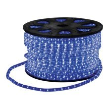 Eagle Static LED Rope Light 45m blue