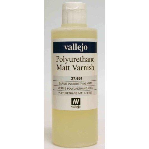 Vallejo Polyurethane Varnish - Matt 200ml