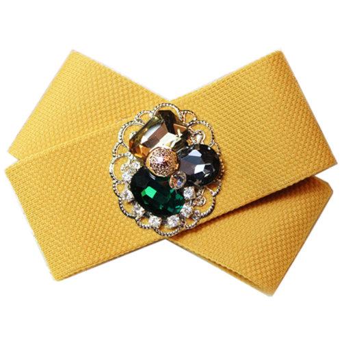 Beautiful Yellow Special Hair Claw Fashion Hair Clip Creative Hair Claw/Hairpin