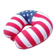 Home Office Healthy Neck Pillow U Shape Foam Particles Travel Neck Pillows