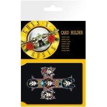 Guns N Roses Logo Travel Pass Card Holder