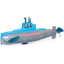 Clockwork Submarine Water Toy - Tobar Vehicle -  submarine clockwork tobar vehicle