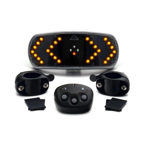 Signal Pod Wireless Bicycle Signalling System - Remote Control Bike Indicators SignalPod Gadget