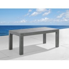 Dining Beton Table - Concrete Garden Outdoor - 180 cm - TARANTO