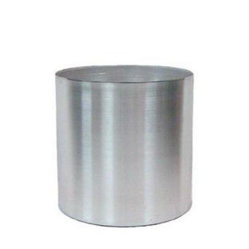 Ista Aluminium Cylinder Planter