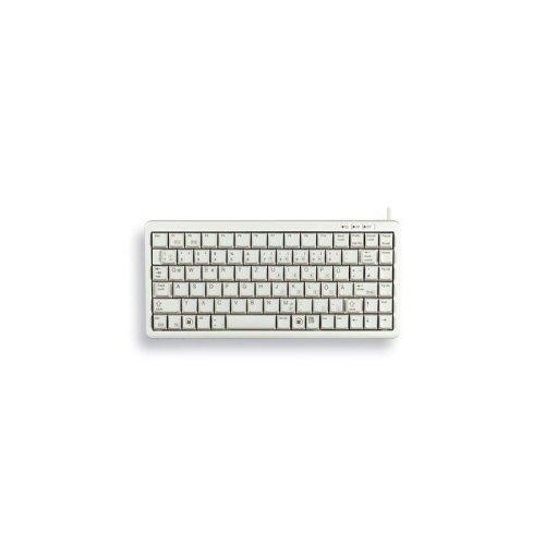 Cherry G84-4100 Usb + Ps/2 Qwerty Uk English Grey Keyboard