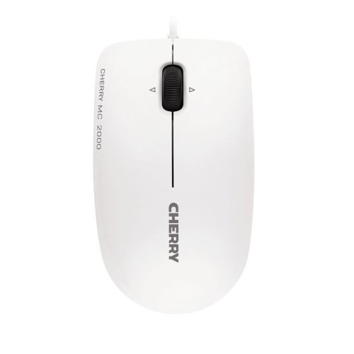 Cherry Mc 2000 Usb Ir Led 1600dpi Ambidextrous Grey Mice