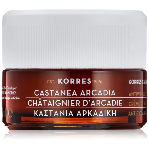 KORRES Castanea Arcadia Antiwrinkle and Firming Day Cream, Normal to Combination Skin 40 ml