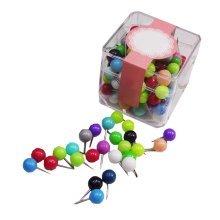 120 PCS Office Item/Colorful Series Pushpins Calendar/Photos Pushpins