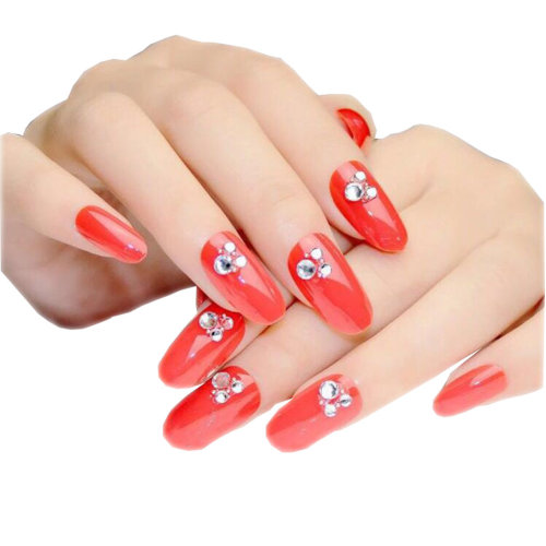 Bride Exclusive Dream Perfect Nail Sticker with Adhesive