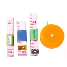 Set of 8 Assorted Tape Measure