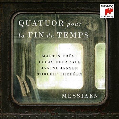 Martin Fröst - Messiaen: Quatuor Pour La Fin Du Temps (Quartet For The End Of Time) [CD]