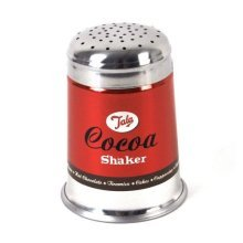 Tala Cocoa Shaker -  cocoa shaker tala 1960s red retro classic chocolate sprinkler cappuccino coffee