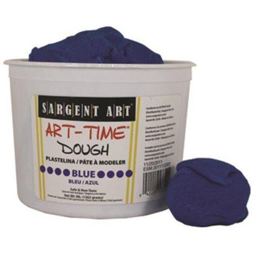 3Lb Art Time Dough - Blue