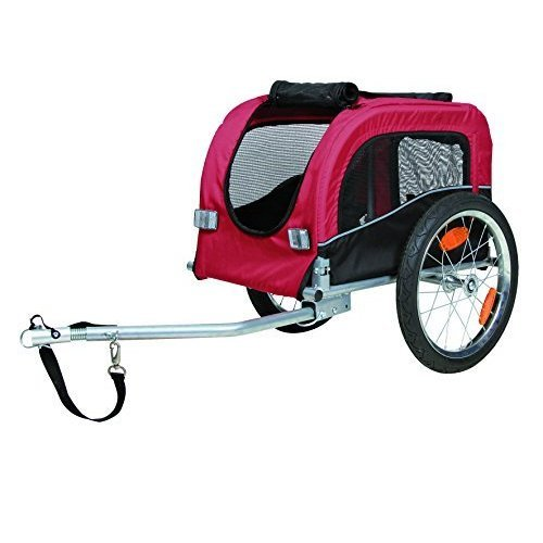Trixie Bicycle Trailer, Small - Trailer -  trixie bicycle trailer small