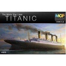 Aca14215 - Academy 1:400 - Titanic White Star Liner