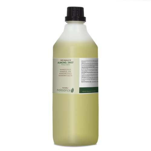 Naissance Sweet Almond Oil 1 Litre 100% Pure