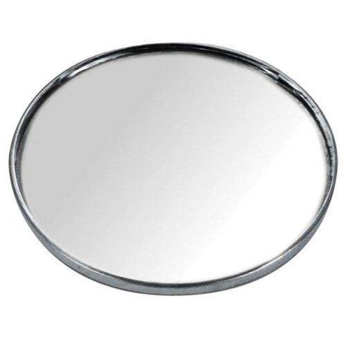 Custom Accessories 3-.75in. Stick-On Blind Spot Mirror  71112