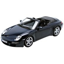 Diecast Model Porsche 911 Carrera S Cabrio -Random color