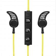 Bt Sports Earphones - Green - -  wireless sports earphones bluetooth running jogging headphones black green