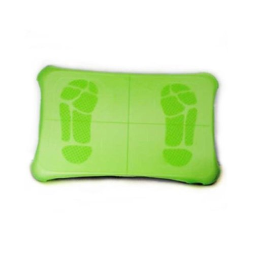Silicone Skin Case- Green For Nintendo Wii Fit
