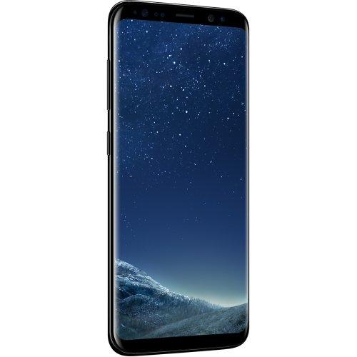 (Unlocked, Midnight Black) Samsung Galaxy S8 Single Sim | 64GB | 4GB RAM