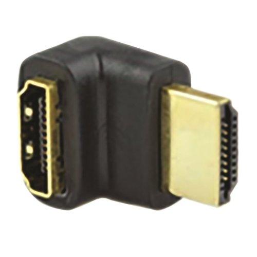 90 Degree HDMI Male to Female Adaptor