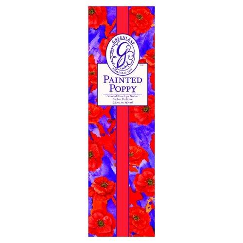 Greenleaf Slim Fragrance Sachet 90ml - Painted Poppy