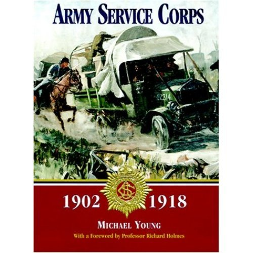 Army Service Corps 1902-1918