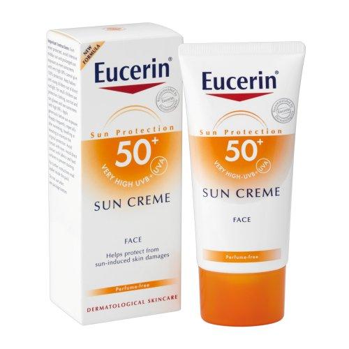 Eucerin SPF50 Sun Creme Gel 150ml