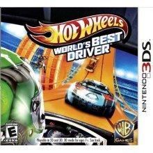 Hot Wheels: World's Best Driver (Nintendo 3DS)