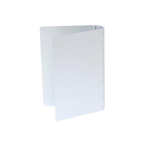 TZ Case ANC-155 S Aluminum Binder, Silver - Small