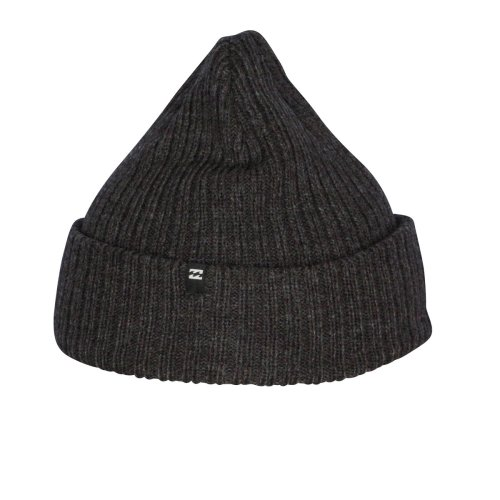 5899c3cc9d5 Billabong Heather Knitted Cuff Beanie - Arcade Black on OnBuy