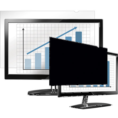 Fellowes Standard-PrivaScreen Blackout Privacy Filter