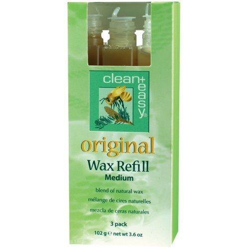 C+E Original Wax Refills, Medium Leg