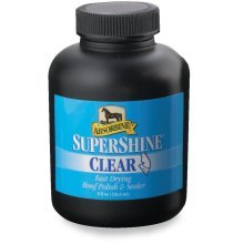 Absorbine Supershine Hoof Polish 8 Oz
