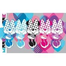 Wallpaper-Disney Minnie Mouse Design - XXL - 368 cm x 254 cm (L x A)