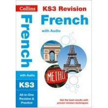 Collins Ks3 Revision and Practice - New Curriculum: Ks3 French All-in-one Revision and Practice