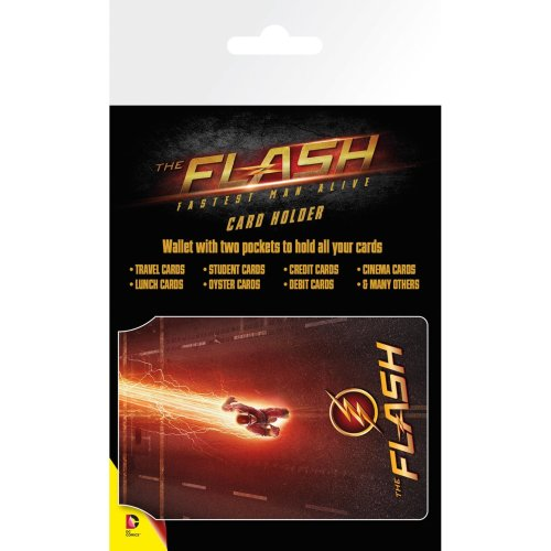 The Flash Speed Card Holder