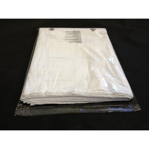 """(100x) 10"""" x 12"""" Clothing Garment T-Shirt Bags Clear Protection Display"""