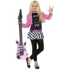 Children's Glam Rockstar Costume